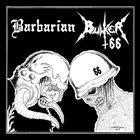 BUNKER 66 Barbarian / Bunker 66 album cover