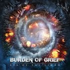 BURDEN OF GRIEF Eye Of The Storm album cover