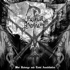BURIAL HORDES War, Revenge & Total Annihilation album cover