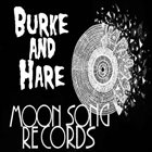 BURKE AND HARE Moon Song Sessions album cover