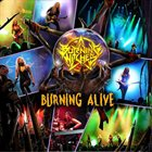 BURNING WITCHES Burning Alive album cover