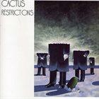 CACTUS Restrictions album cover