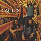 CACTUS Ultra Sonic Boogie: Live 1971 album cover