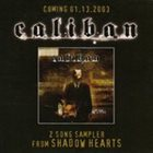 CALIBAN Two Song Sampler From Shadow Hearts album cover