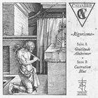 CALVAIRE Rigorisme album cover