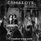 CAMAZOTZ Creators of Evil album cover