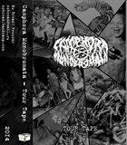 CAMPHORA MONOBROMATA Tour Tape album cover