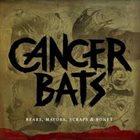 CANCER BATS Bears, Mayors, Scraps and Bones album cover