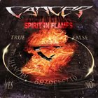 CANCER Spirit in Flames album cover