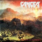 CANCER The Sins of Mankind album cover