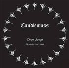 CANDLEMASS Doom Songs the Singles 1986-1989 album cover