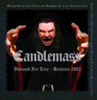 CANDLEMASS Doomed for Live: Reunion 2002 album cover