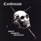 CANDLEMASS Epicus Doomicus Metallicus album cover