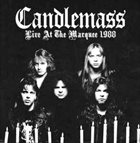 CANDLEMASS Live At the Marquee 1988 album cover