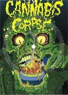 CANNABIS CORPSE Blame It on Bud album cover