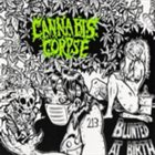 CANNABIS CORPSE Blunted at Birth album cover