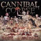 CANNIBAL CORPSE Gore Obsessed album cover