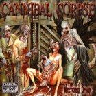 CANNIBAL CORPSE The Wretched Spawn album cover
