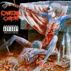 CANNIBAL CORPSE Tomb of the Mutilated album cover