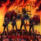CANNIBAL CORPSE Torturing and Eviscerating Live album cover
