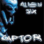 CAPTOR Alien Six album cover