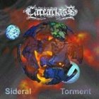 CARCARIASS Sideral Torment album cover