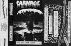 CARNAGE The Day Man Lost album cover