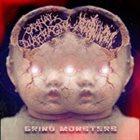 CARNAL DIAFRAGMA Grind Monsters album cover