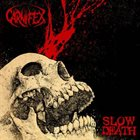 CARNIFEX Slow Death album cover