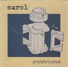 CAROL Prefabricated album cover