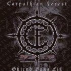 CARPATHIAN FOREST Skjend hans lik album cover