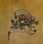 CATARACT Great Days Of Vengeance album cover