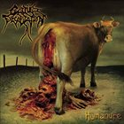 CATTLE DECAPITATION Humanure album cover