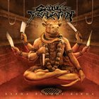 CATTLE DECAPITATION Karma.Bloody.Karma album cover