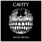 CAVITY After Death album cover