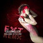 CELLDWELLER Welcome To The End Remixes album cover