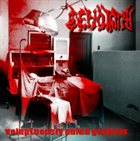 CENOTAPH Voluptuously Puked Genitals album cover