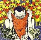 CHAOS U.K. Death Side / Chaos UK album cover