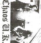 CHAOS U.K. Demo album cover