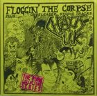 CHAOS U.K. Floggin' The Corpse album cover