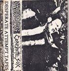 CHAOS U.K. Live 8/5/85 album cover