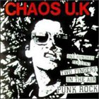 CHAOS U.K. One Hundred Per Cent Two Fingers In The Air Punk Rock album cover