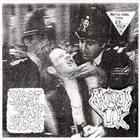 CHAOS U.K. Short Sharp Shock album cover