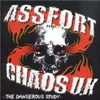CHAOS U.K. The Dangerous Study album cover