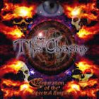 THE CHASM Conjuration of the Spectral Empire album cover