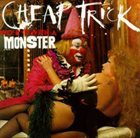 CHEAP TRICK Woke Up With A Monster album cover