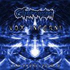 CHORONZON Vox Inferni album cover