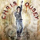 CHRIS OUSEY Rhyme & Reason album cover