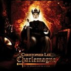 CHRISTOPHER LEE Charlemagne: By the Sword and the Cross album cover
