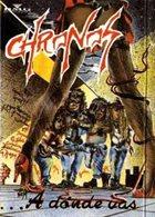 CHRONOS A Dónde Vas album cover